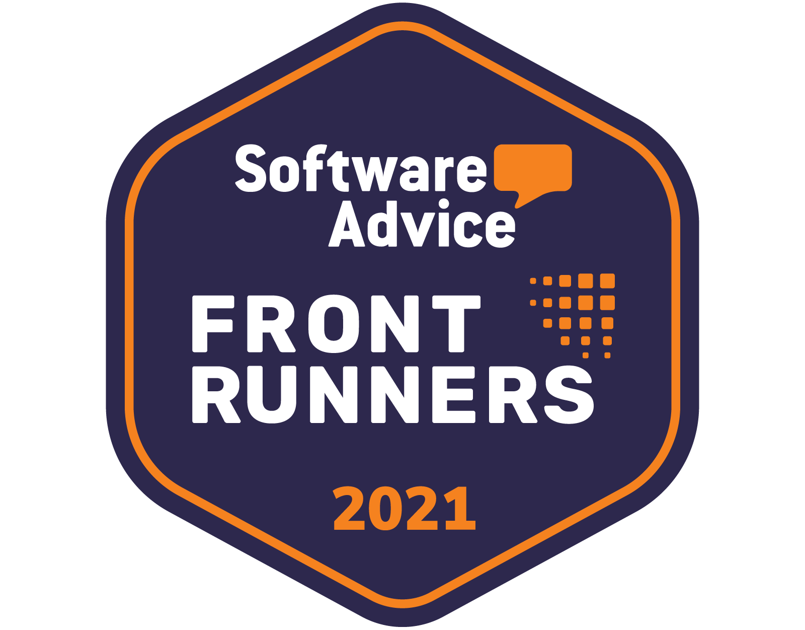 Badges Software Advice Frontrunners